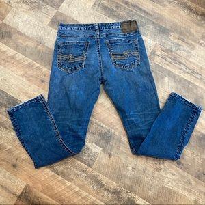 Silver Jeans Co Konrad Slim Jeans